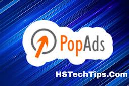 What is Popads ? earn money from popads in Assamese