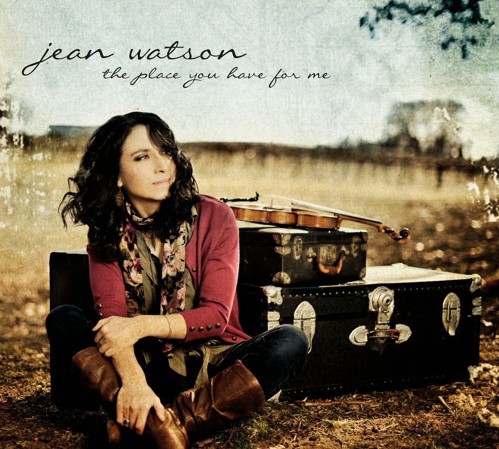 Jean Watson - The Place You Have for Me (2013) English Christian Album Download