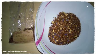 Rooibusch Chai