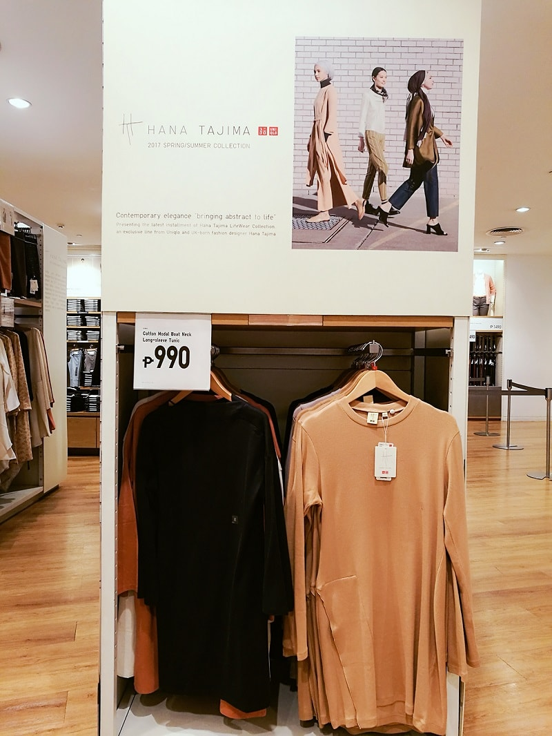 Uniqlo x Hana Tajima 2017 Spring Summer Collection