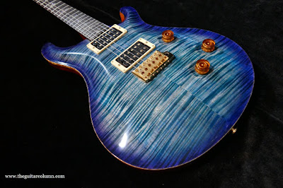 PRS Custom 24 refinished top