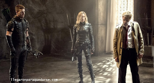 Arrow: 4x05 'Haunted' Fotos Promocionales, Tráiler y Sinopsis         |          Llegaron para quedarse - Series