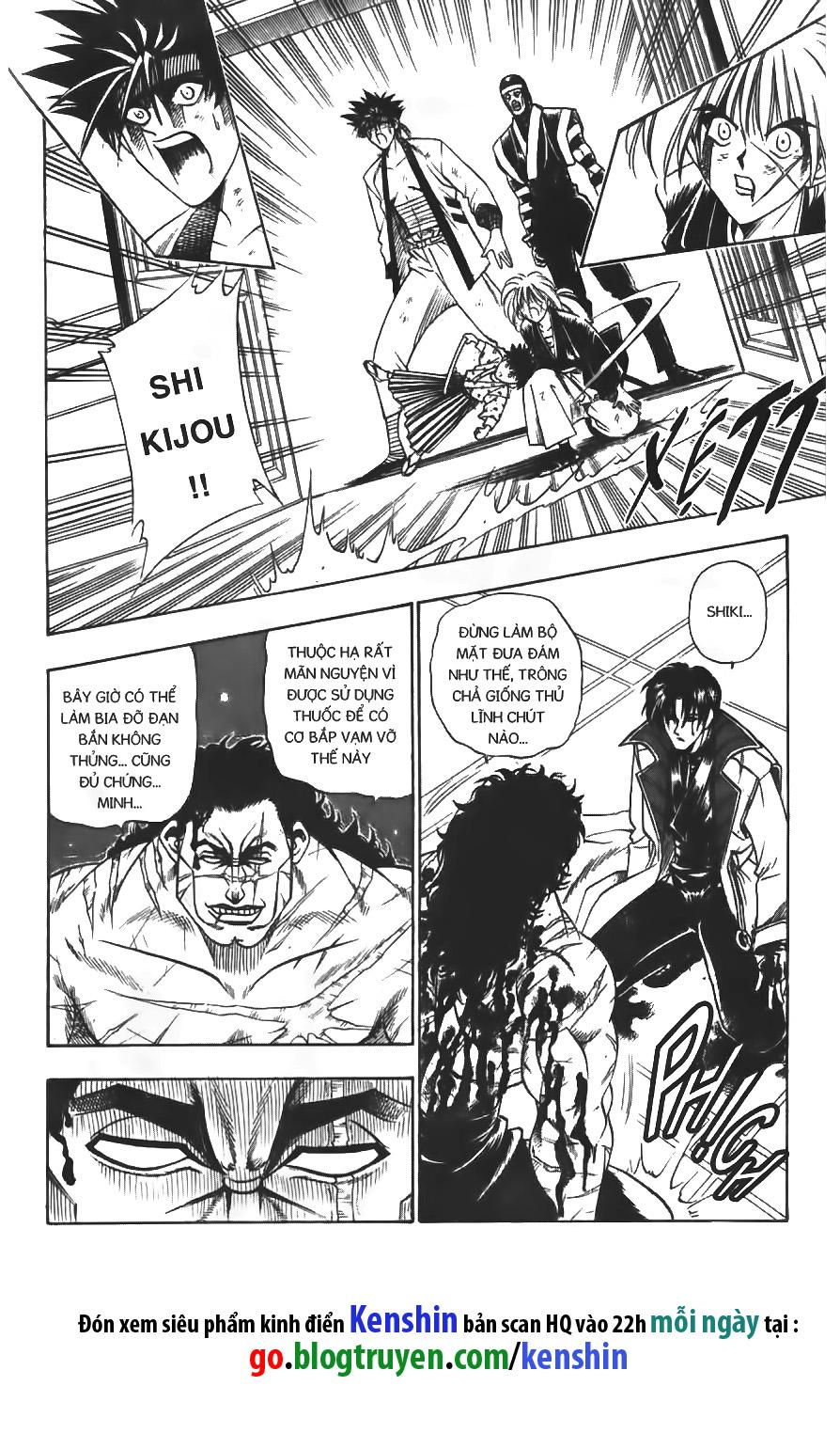 Rurouni Kenshin chap 28 trang 25