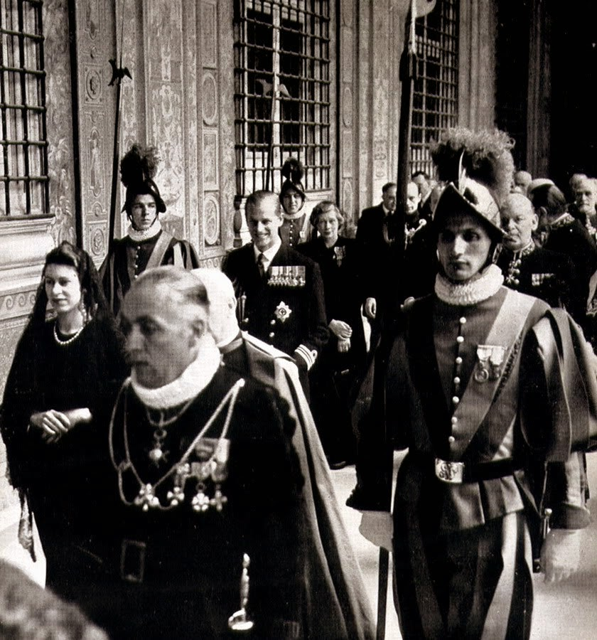 Dukepope: Queens Of England: The Queen And The Papacy