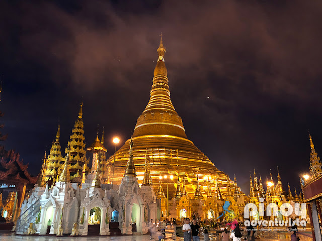 YANGON MYANMAR TRAVEL GUIDE BLOG 2020