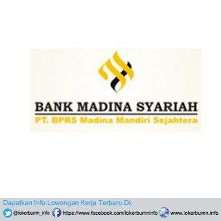 Lowongan Kerja Bank Madina Syariah 2017 banyak posisi
