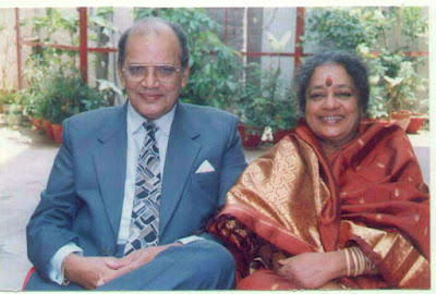 P. Ravi Shankar Father And Mother