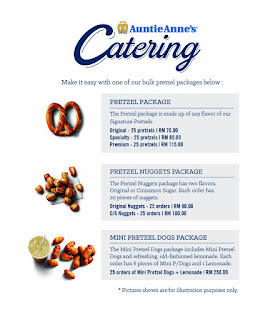 Auntie Anne's Catering