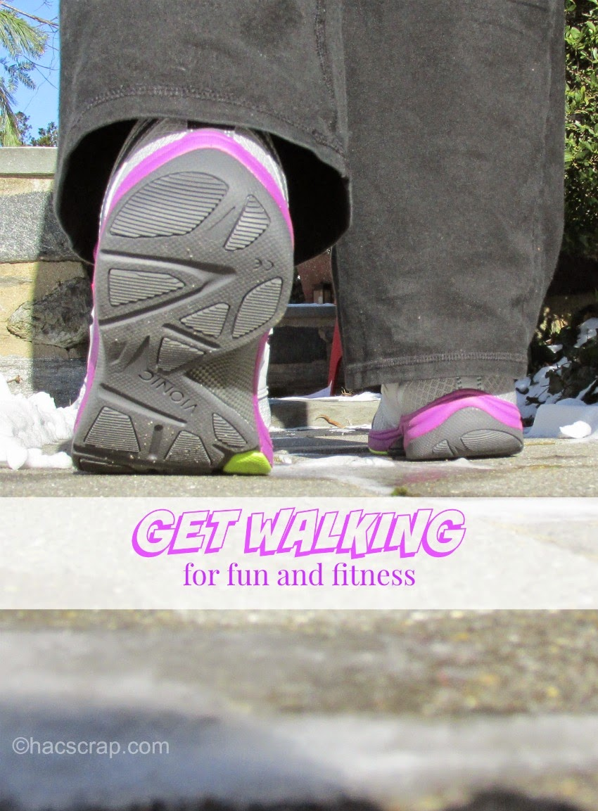 Starting and Sticking with a Walking Program for fun and fitness