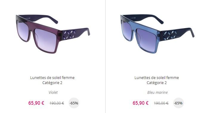 5fbe9d1211a0 Une grande partie de celle collection de lunettes solaires Swarovki  proposée aujourd hui par Showroomprivé a déjà été mise en vente chez Vente  Privée le 21 ...