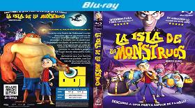 Monster island BLURAY - La isla de los monstruos