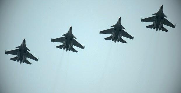 Resultado de imagen de Aviación rusa destruye cuartel general de grupo armado en Hama