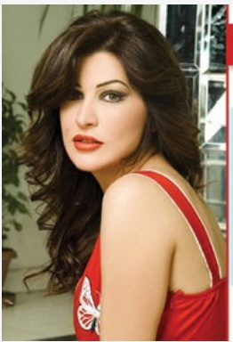 Jumana Murad-syrian actress beauty Photos
