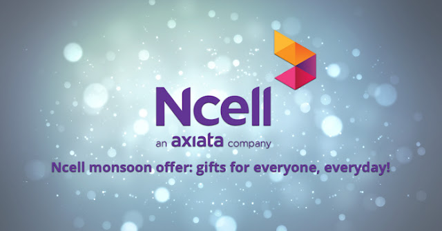 Ncell monsoon offer