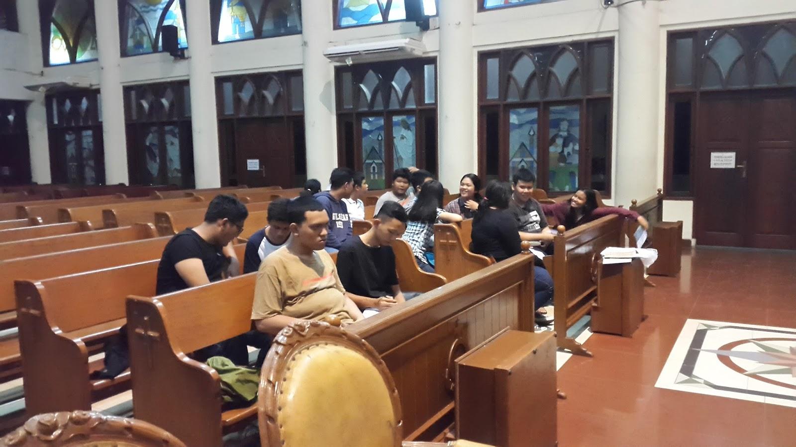 HKBP PONDOK GEDE: PENELAAHAN ALKITAB (PA) REMAJA HKBP ...