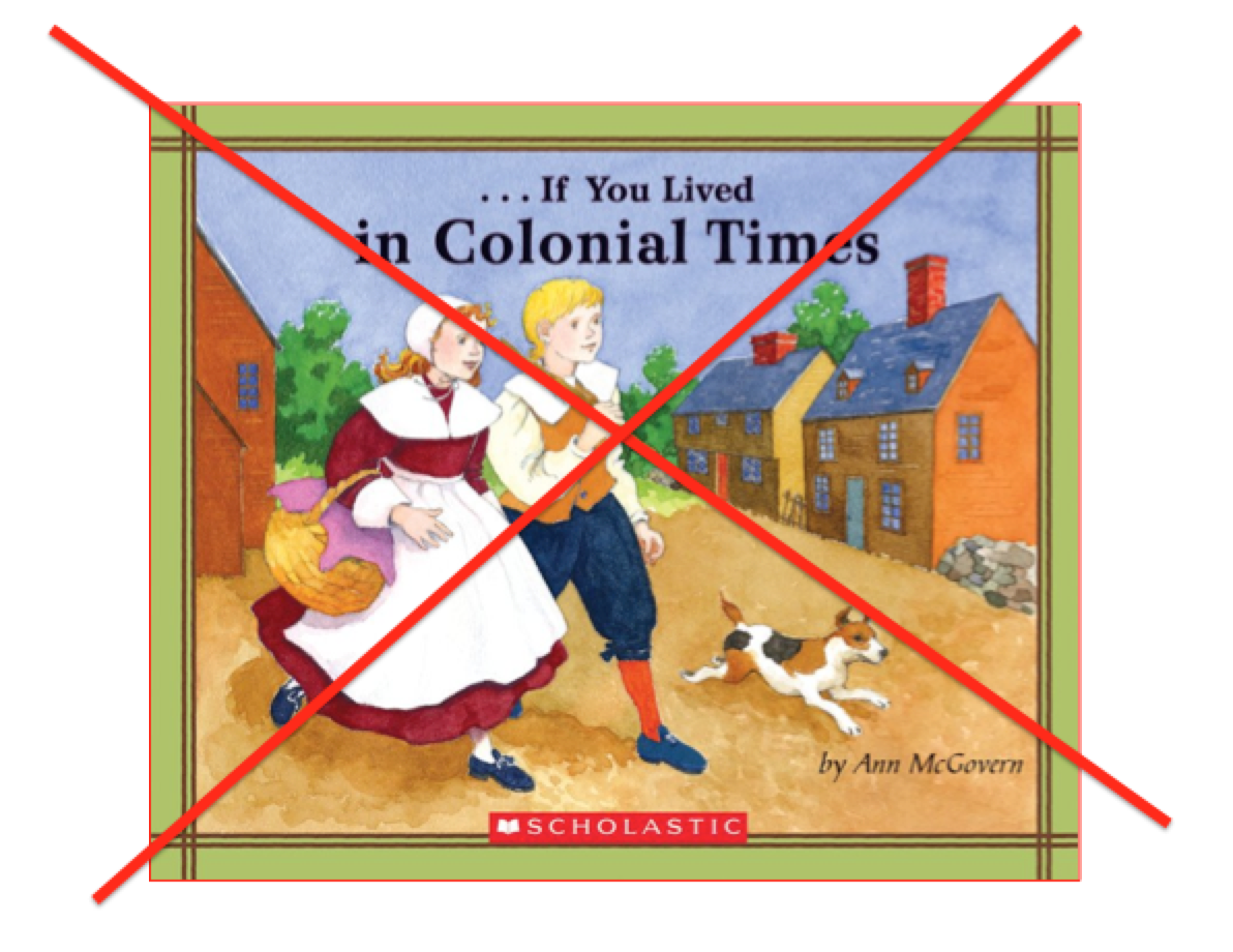 American Indians in Children's Literature (AICL): Not