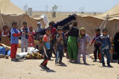 Di Fallujah Satu Kilogram Beras Rp 648.000