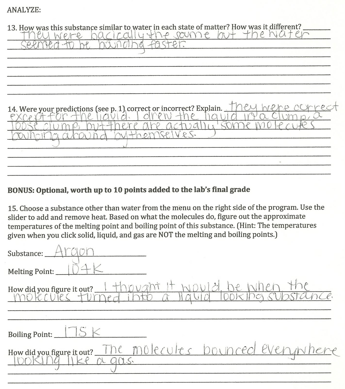 Worksheet State Of Matter Worksheet Grass Fedjp