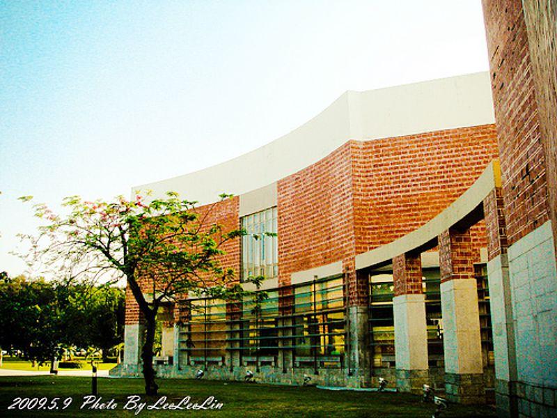 官田景點] 台南藝術大學~超美江南風校園
