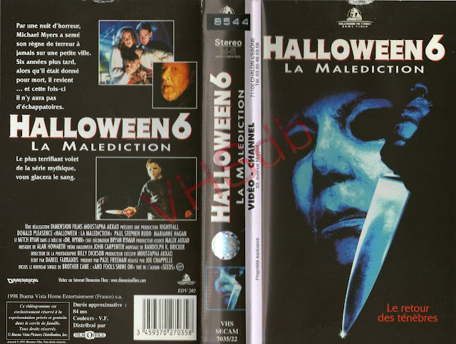 halloween 6 la malediction de michael myers