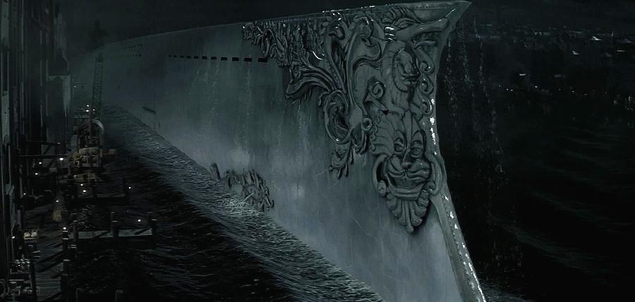 Nautilus în The League Of Extraordinary Gentelmen (2003)