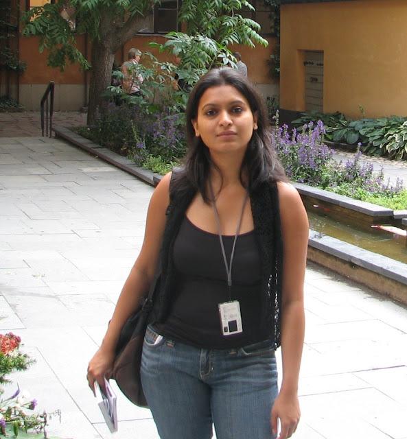 Delhi modern college girl