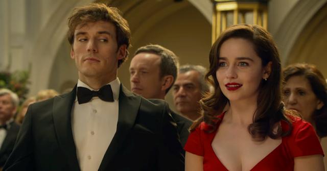 """Imagens e comercial inédito da comédia romântica """"Como Eu Era Antes de Você"""", com Sam Claflin e Emilia Clarke"""