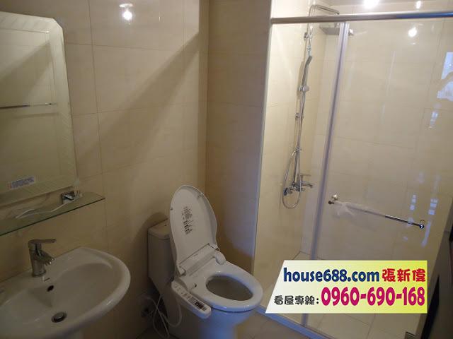 和宜寓上長安 衛浴2