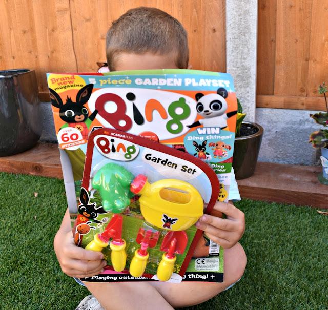 Bing Magazine | A Review