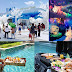 Great fun at icy park in Pattaya & Santiburi Koh Samui 'launches' a floating breakfast