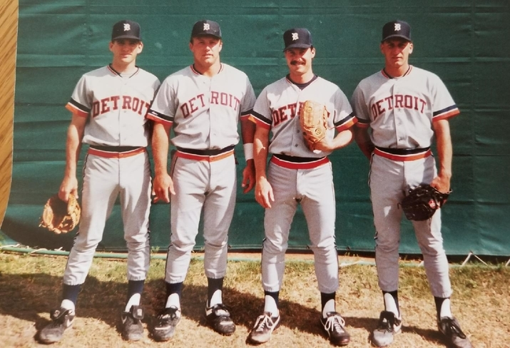 Flashback: Circa 1989 Detroit Tigers Prospects