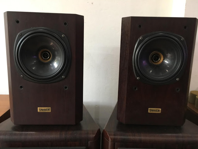 Loa Tannoy D100 - Made in England