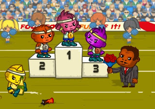 Awesome Run 2 Sport Game Online