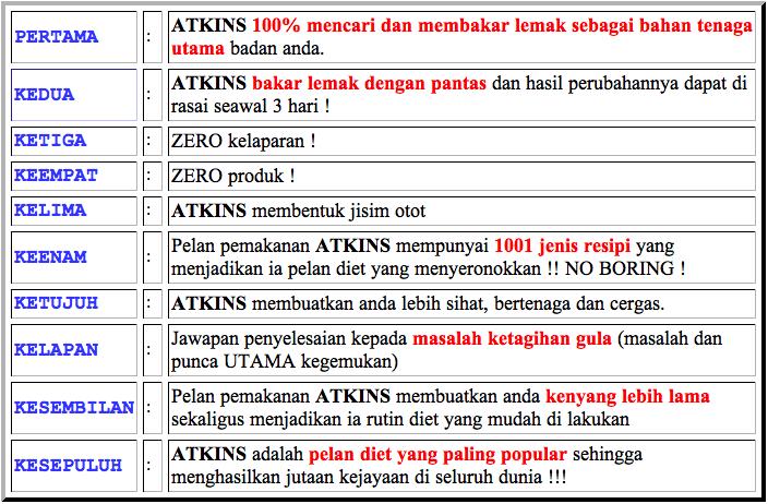 Fasa Atkins - 4 FASA