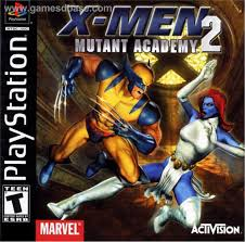 LINK DOWNLOAD GAMES x-men mutant academy 2 PS1 ISO FOR PC CLUBBIT