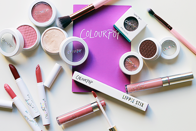 ColourPop Cosmetics Review