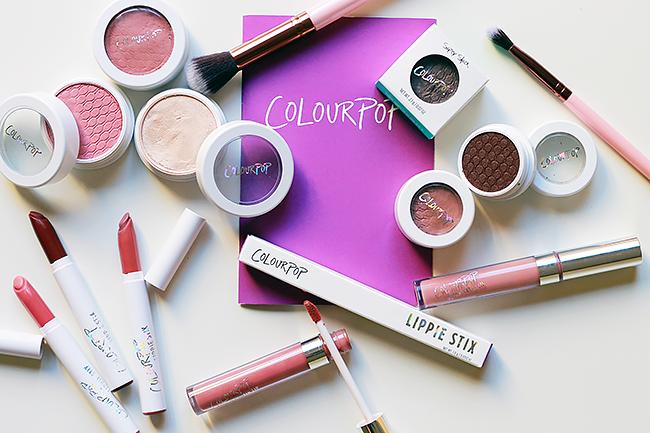 ColourPop Cosmetics Review