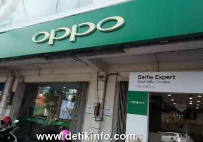service center resmi OPPO