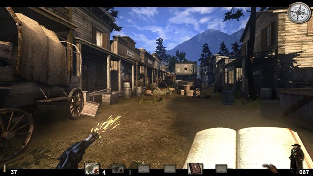 Download Call of Juarez PC Gameplay