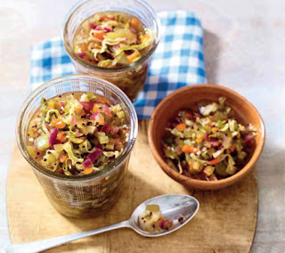 spicy chow chow recipe