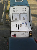 electric miniature train control interface