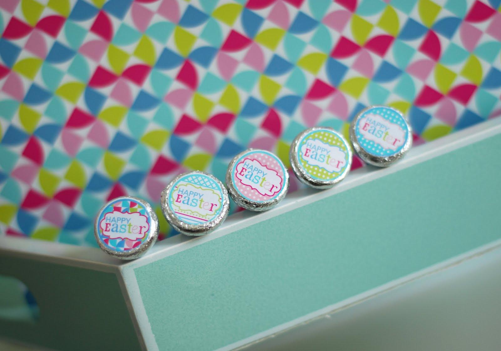 Free Printable Hershey S Kisses Labels