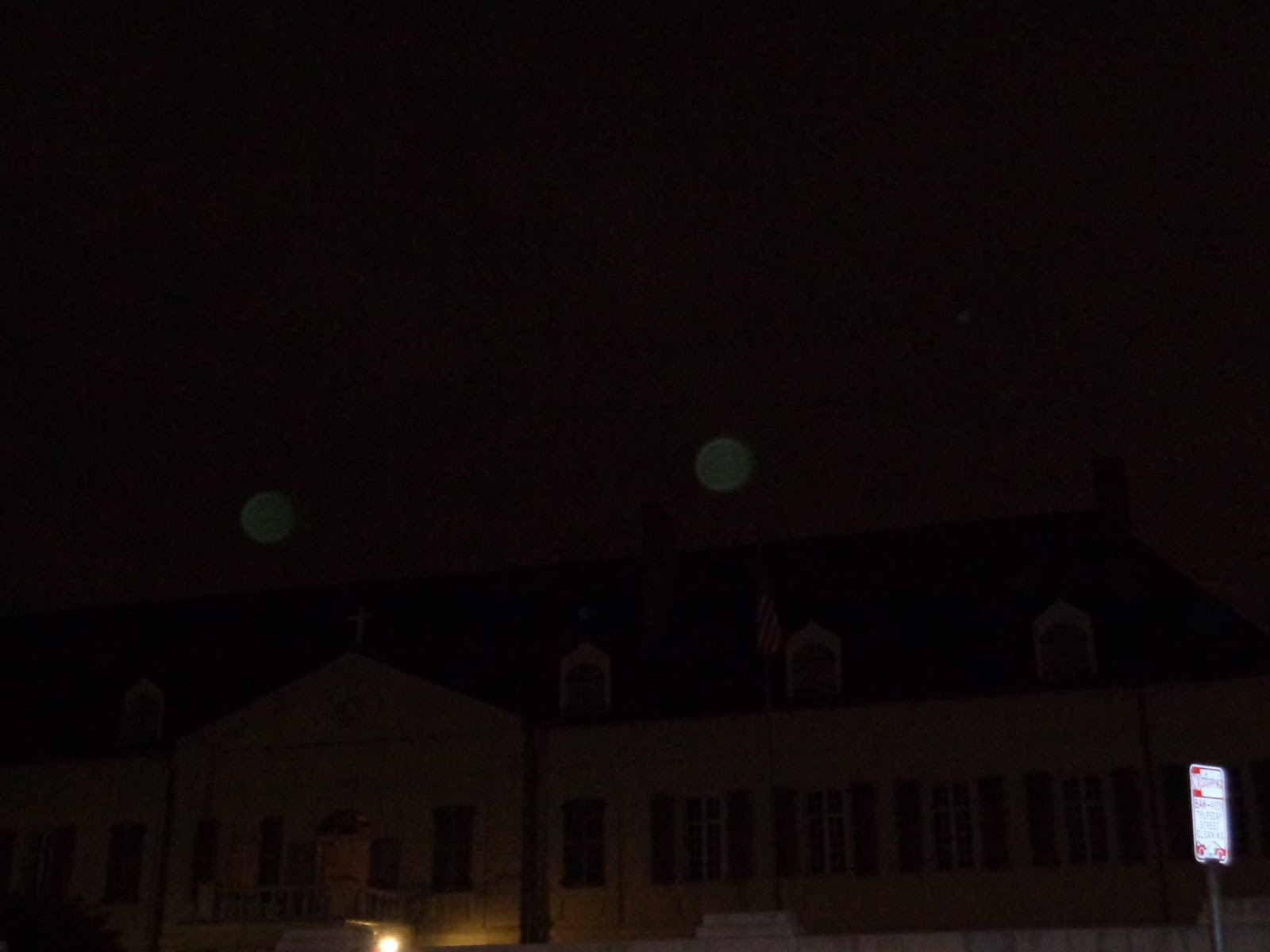 SEEKING PSYCHICS AND MOST ANYTHING PARANORMAL: NEW ORLEANS ORBS