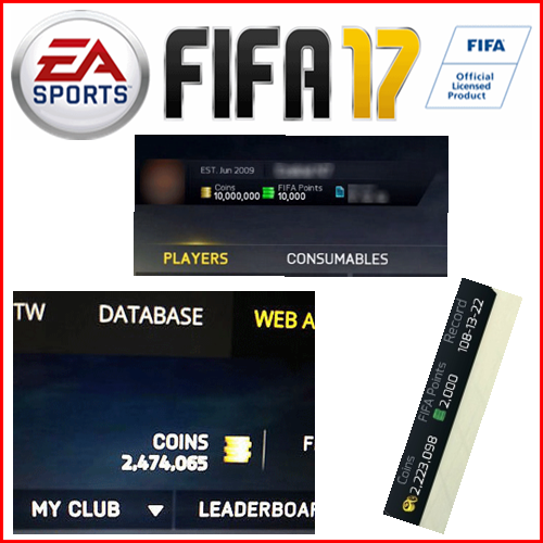 fifa 17 coins free