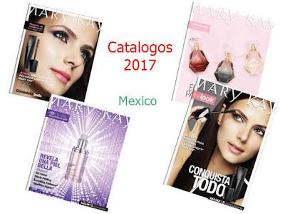 catalogos mary kay 2017