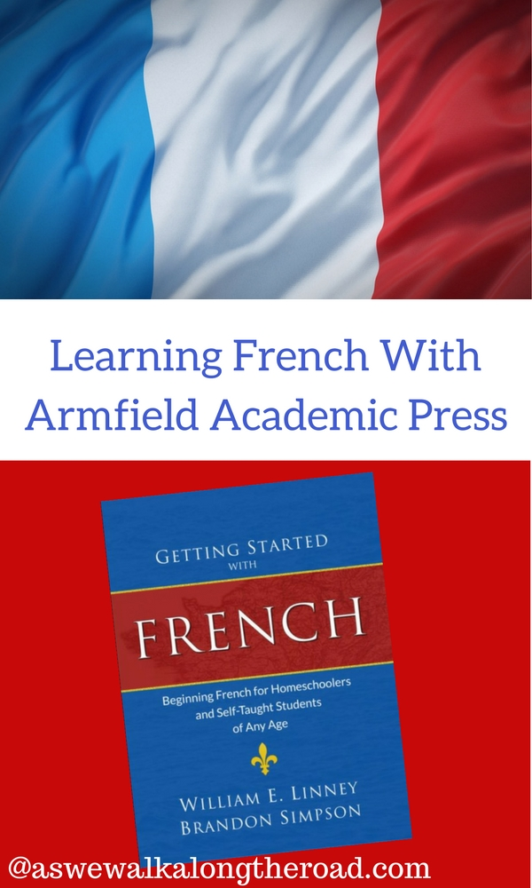 Homeschool French course