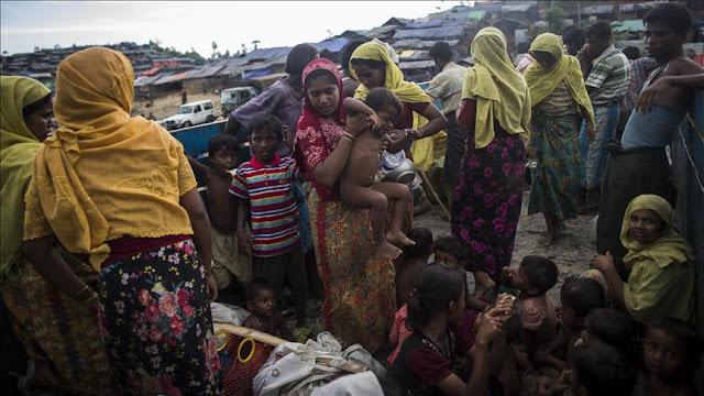 6.700 Muslim Rohingya Dibantai Otoritas Myanmar, Diantaranya 730 Balita