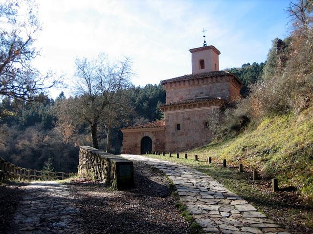 San Millán de la Cogolla (La Rioja).