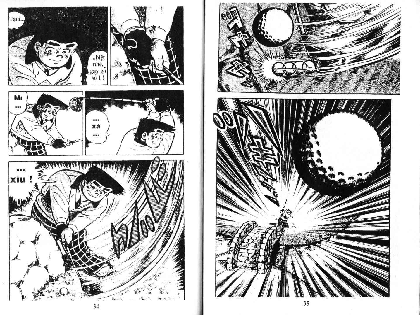 Ashita Tenki ni Naare chapter 48 trang 16