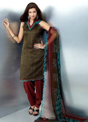 Salwar Kameez | Mokshaa Chennai |Latest Bollywood Salwar Kameez Designs 2013